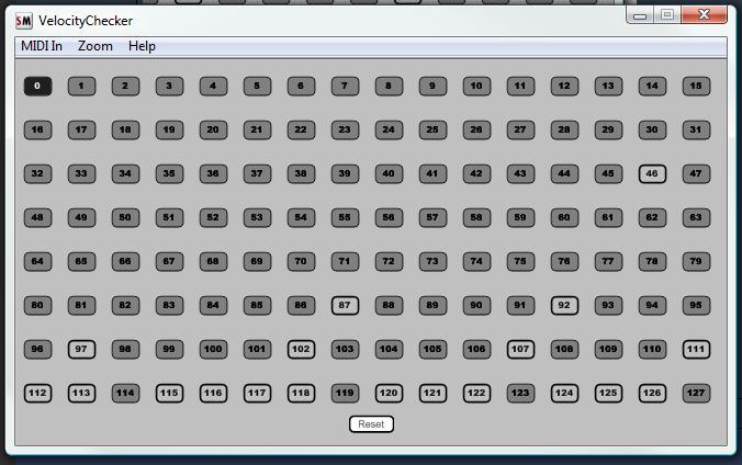Midi Keyboard Velocity Test - KVR Audio